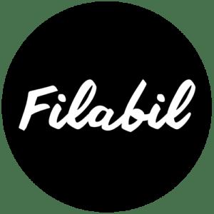 Logo de l'entreprise Filabil avec laquelle nous avons collaboré à quelques reprises
