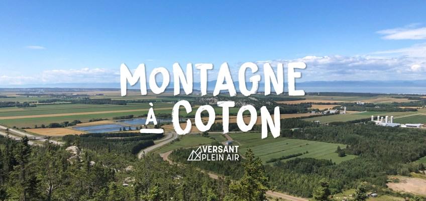 Montagne à Coton