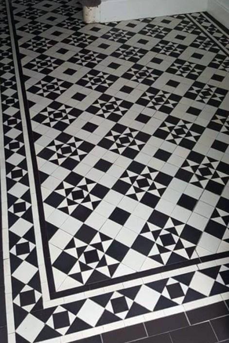 Versatile Restoration Victorian Tiles