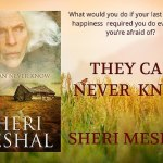 Book Review: They Can Never Know by Sheri Meshal