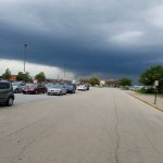 Funnel Cloud-like Sighting This Afternoon