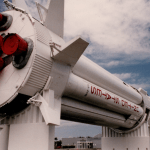 Featured Photo: Saturn SA-209 Rocket in the Rocket Garden at NASA in Cape Canaveral – Florida