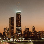 Featured Photo: Celebrating Radio's 100th Anniversary: The Early Years – John Hancock Center in 1982