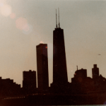 Featured Photo: Celebrating Radio's 100th Anniversary: The Changing Years – John Hancock Center in 1...