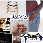 iLLASPARKZ Signature Bangle Set – Review