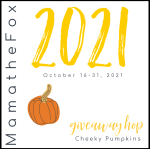 $10 U-Pick-It: ANY Gift Card – Cheeky Pumpkins Giveaway Hop – Ends 10-31