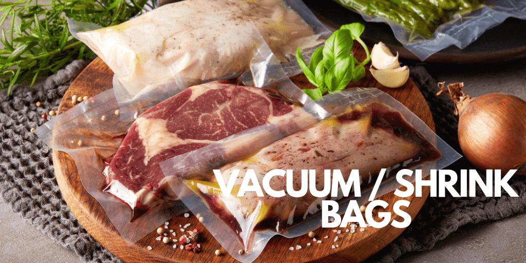 Vacuum Shrink Bags