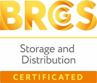 BRC Storage and Distribution Logo 2019