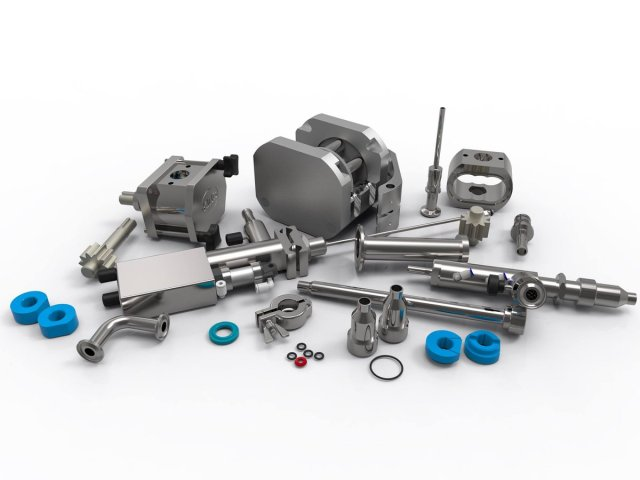 Spare Parts Machine Servicing