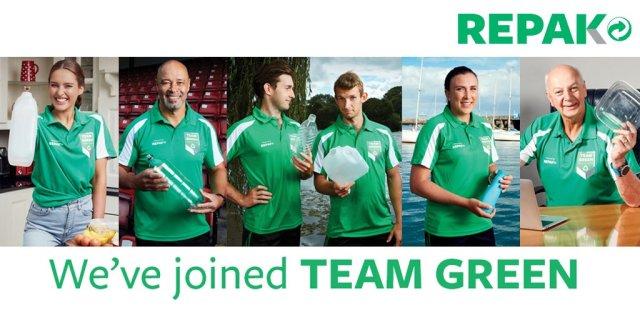 Repak Team Green