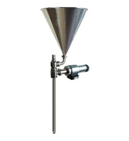 Liquid filler Volumetric filler unit