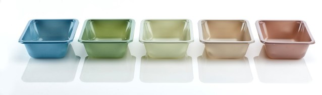 evolve colour of the day trays