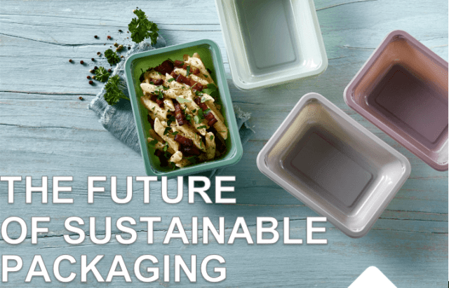 evolve the future of sustainable packaging for ready meals