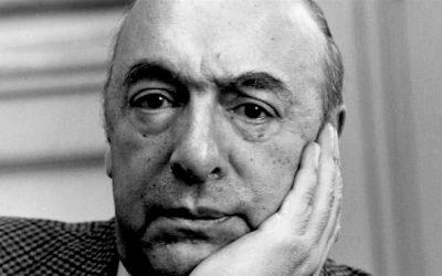 L' ecrivain chilien Pablo Neruda (1904-1973, nom de plume de Neftali Ricardo Reyes Basoalto) vers 1969  ---  chilean writer Pablo Neruda, (1904-1973, pen-name of Neftali Ricardo Reyes Basoalto) c. 1969