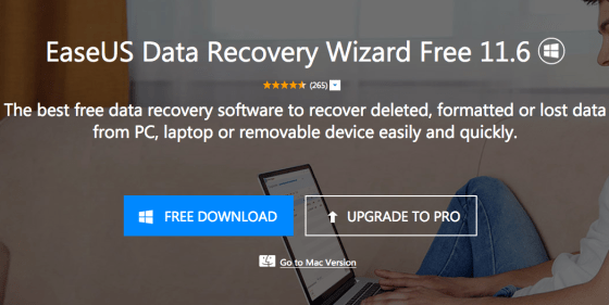 Review of EaseUS Data Recovery Software