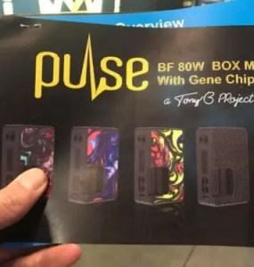 New Pulse with Gene Chip Mod