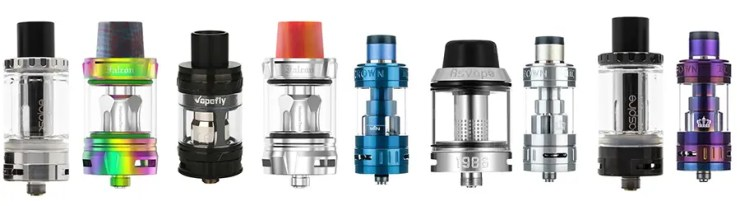 Best Sub Ohm Tanks 2020 Best Sub Ohm Tanks of 2019   The Best Vape Tanks Right Now