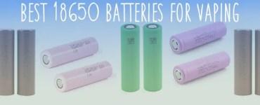 Best 18650 Batteries Banner