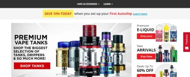 Direct Vapor Online Vape Store