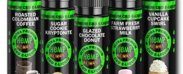 Hemb Bomb CBD Vape Juice