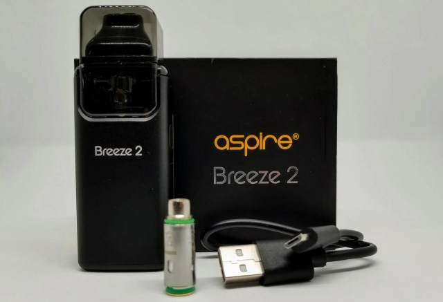 Aspire Breeze 2 Review — New Pod System, Adjustable Air Flow, & More