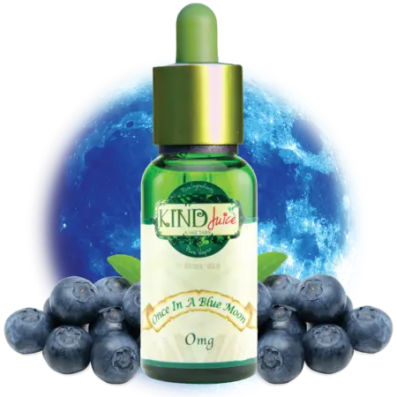 Kind Juice Once In a Blue Moon