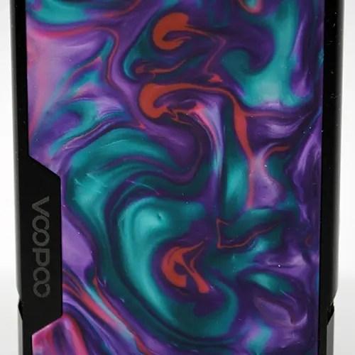Drag Mini Purple Resin
