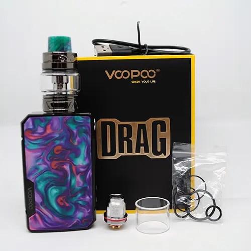 Voopoo Drag Mini Kit Review