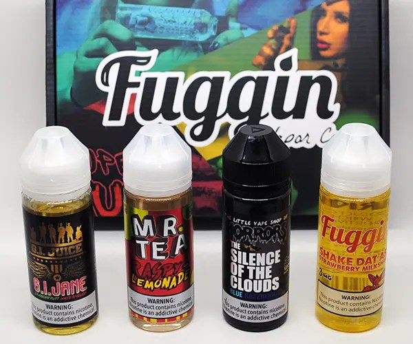 Fuggin E-juice Review