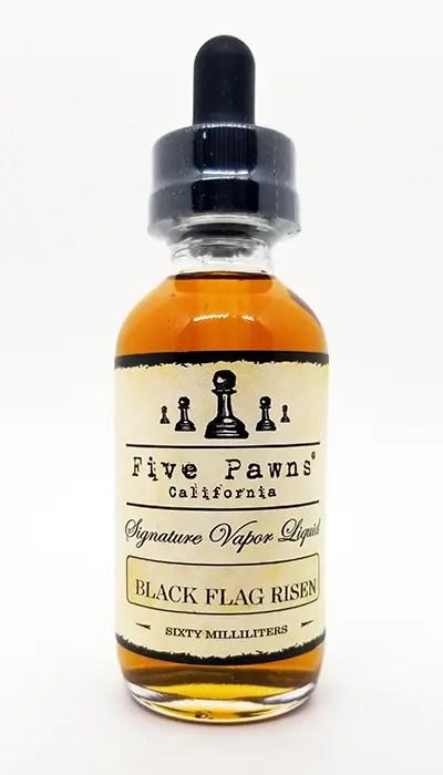 Black Flag Risen Bottle