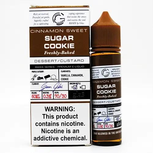 Sugar Cookie Basix E-Juice Review