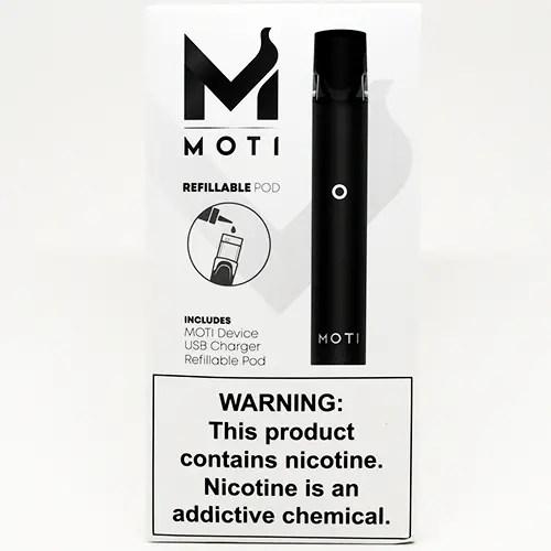 Moti Vape Review