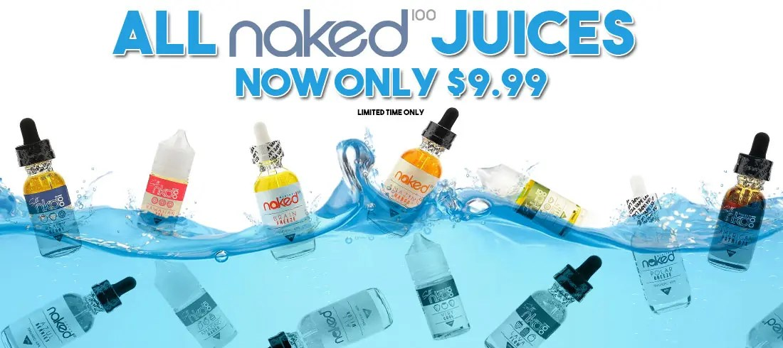 Provape Naked100 Deal