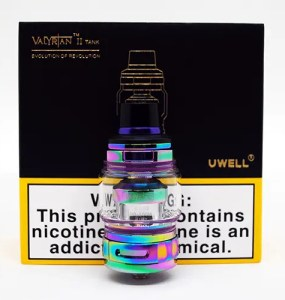 Uwell Valyrian 2 Review