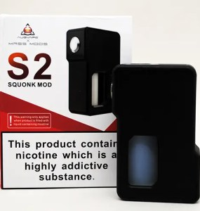 Augvape S2 Squonk Mod Review