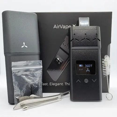 Airvape X Box Contents