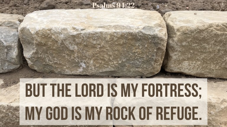 Verse Image for Psalms 91:22 - 16x9