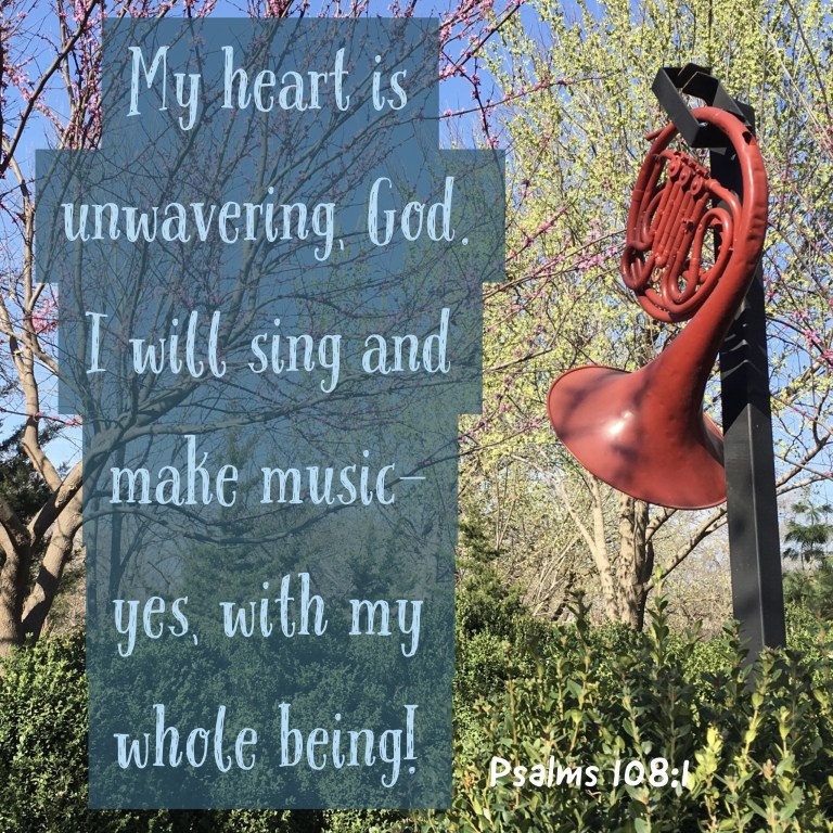 Verse Image for Psalms 108:1 - 1x1
