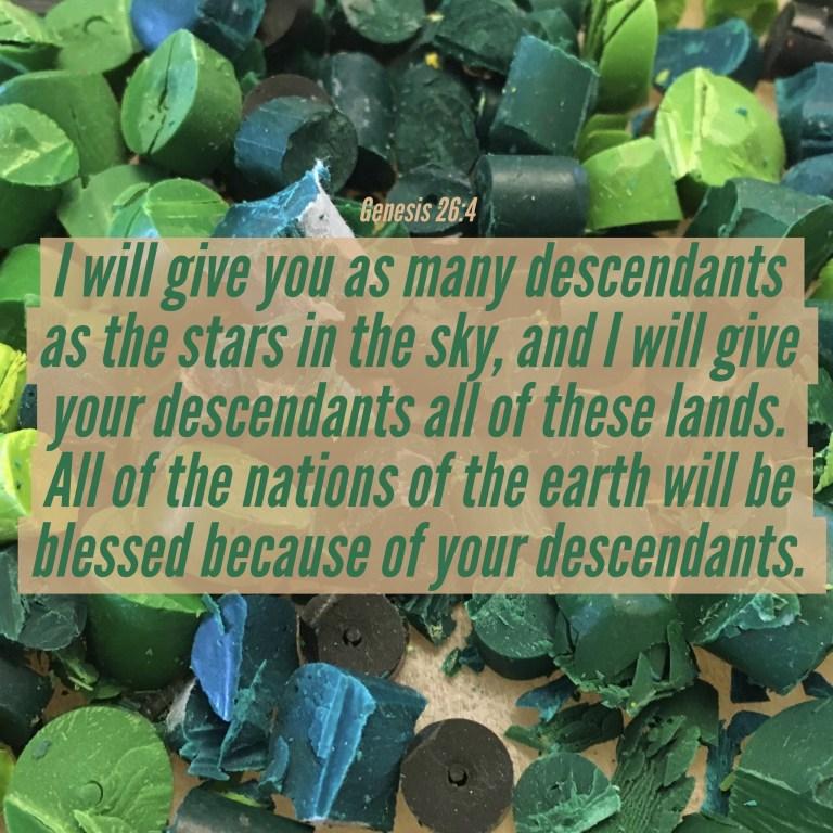 Verse Image for Genesis 26:4 - 1x1