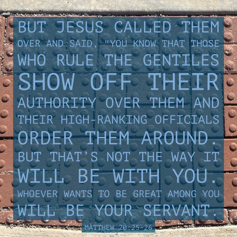 Verse Image for Matthew 20:25-26 - 1x1