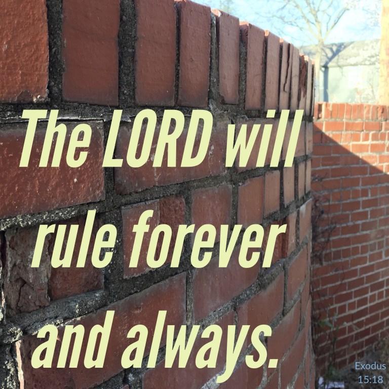 Verse Image for Exodus 15:18 - 1x1