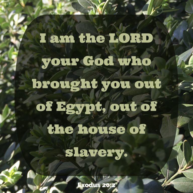 Verse Image for Exodus 20:2 - 1x1