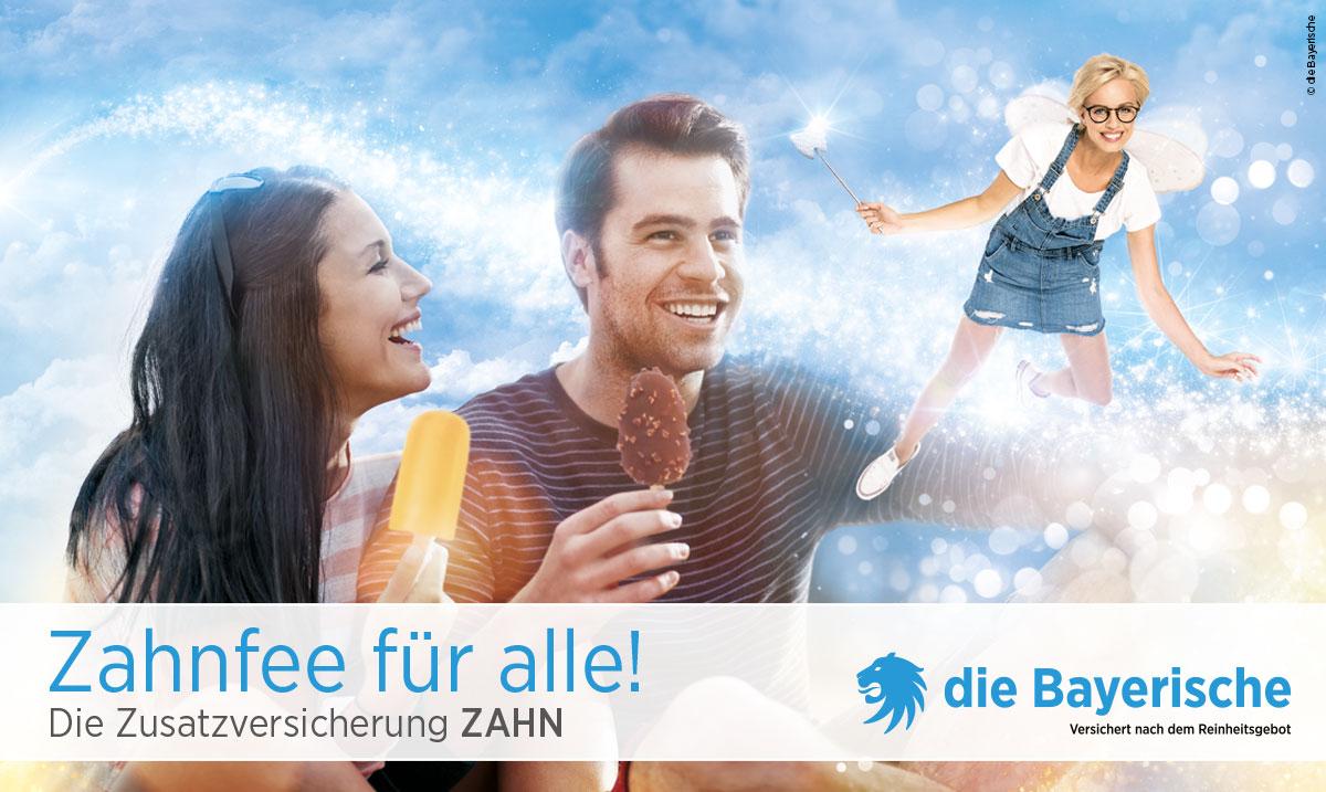 Zahnzusatzversicherung - die Bayerische