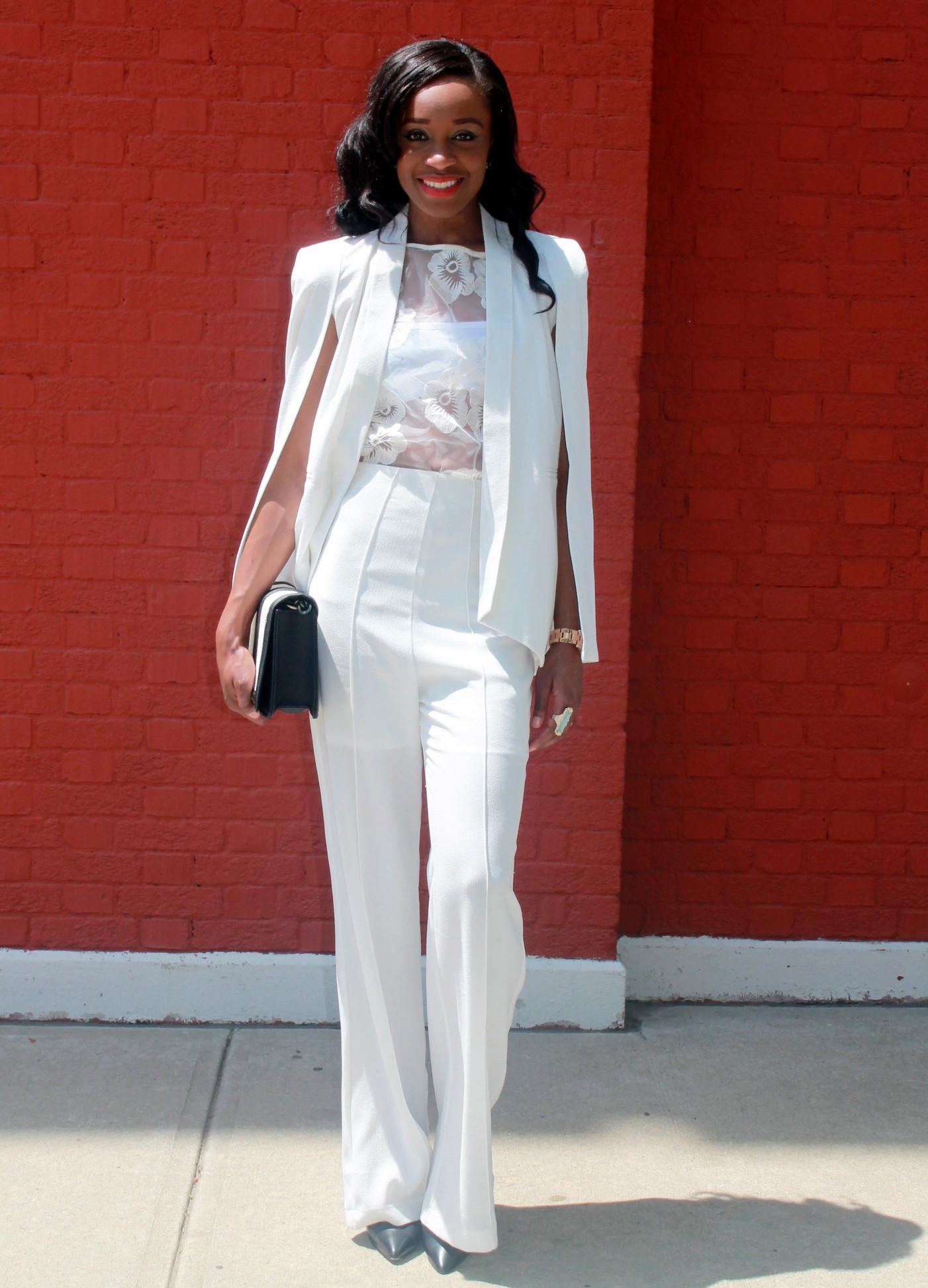 2624d04e57b All white wide leg pants + cape blazer (14) - VERSICOLOR CLOSET