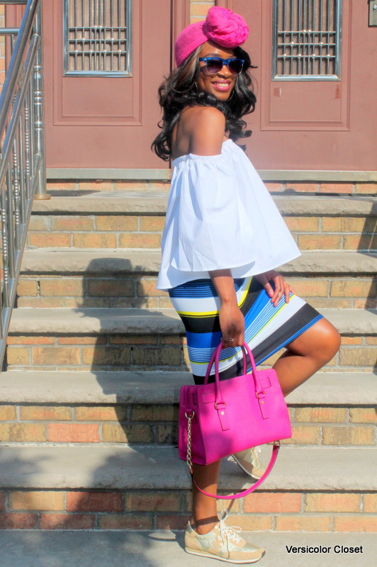 How to wear an off the shoulder top this summer (23)