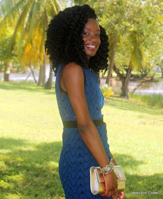 Lace dress + lace up heels (3)