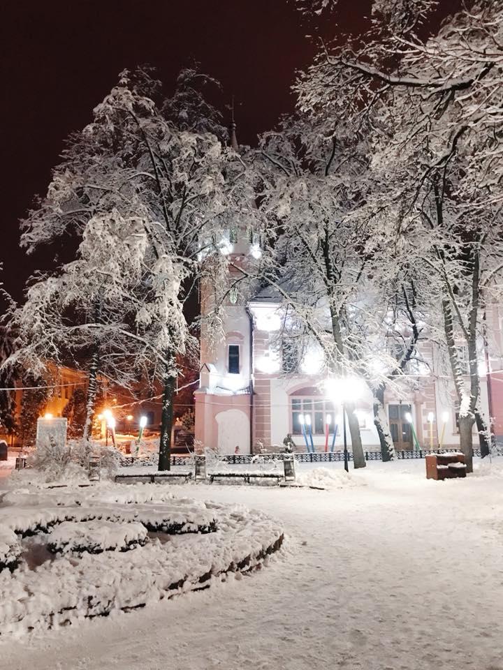 """Картинки по запросу """"івано-франківськ зимовий"""""""