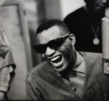 Ray Charles Studio - Georgia On My Minde