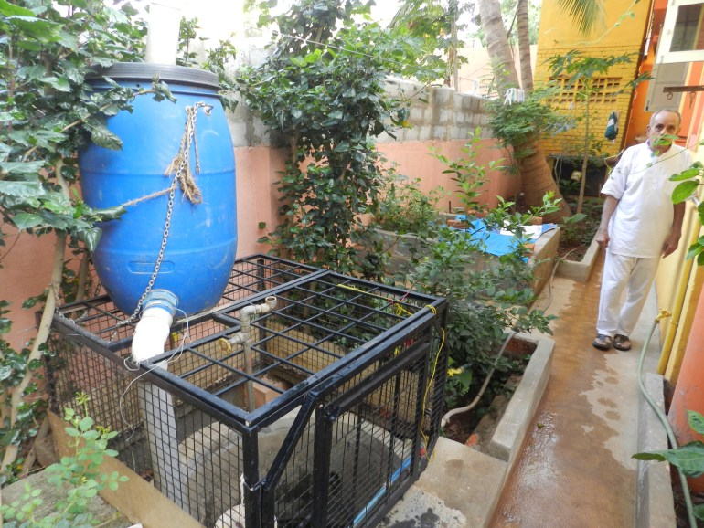 Naturally recharge your wells and borewells