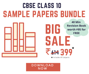 CBSE Sample Papers For Class 10 Bundle